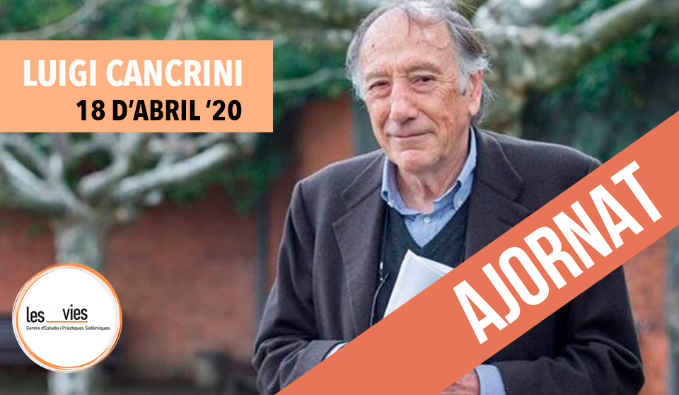 Luigi Cancrini - Les Vies - Girona