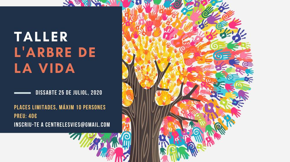 TALLER ARBRE DE LA VIDA - GIRONA - LES VIES